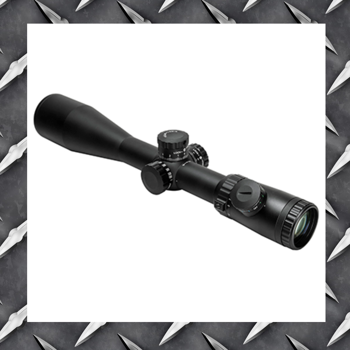 Evolution Series Scope 4-16 x 50 Framed